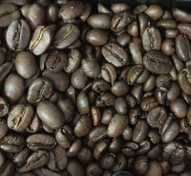 Grains de café chez nuMog