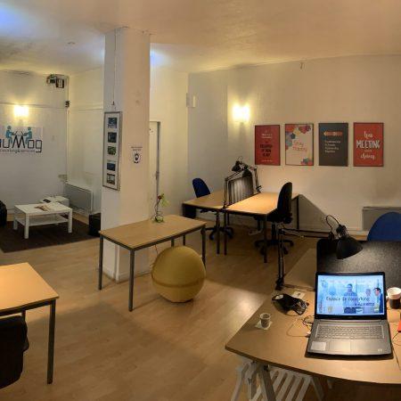 Coworking Auxerre télétravail